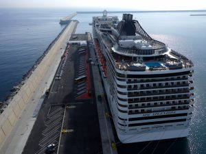 Muelle cruceros
